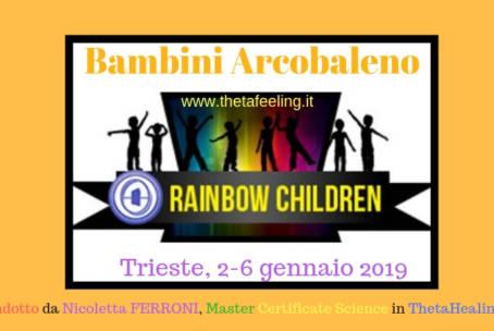 Bambini Arcobaleno ThetaHealing®