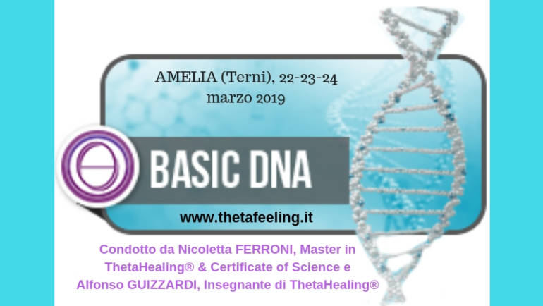 ThetaHealing® Dna Base