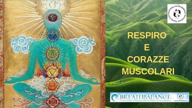 Formazione in BreathBalance®: Respiro E Corazze Muscolari
