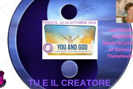 ThetaHealing® TU E IL CREATORE