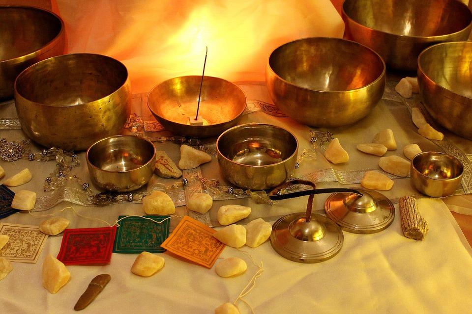 Campane tibetane e Reiki