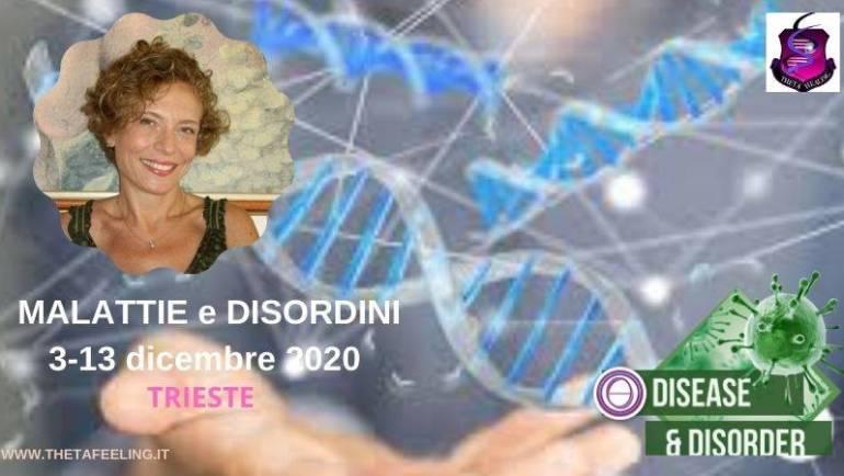 ThetaHealing: Malattie e Disordini al Giardino delle meraviglie di Trieste